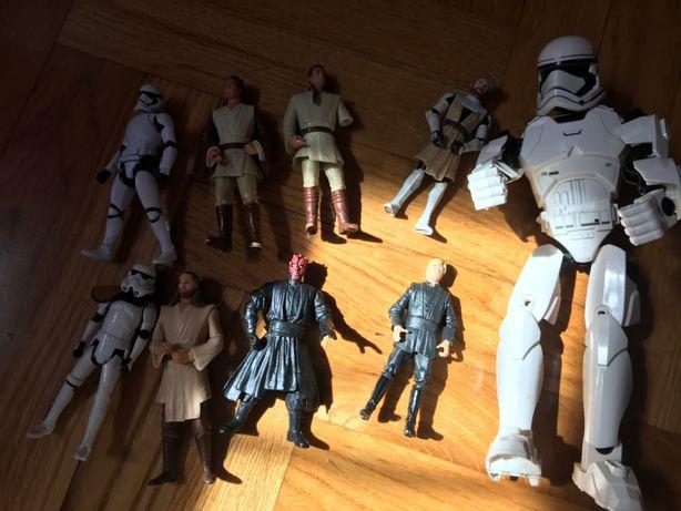 stars wars zestaw zabawek