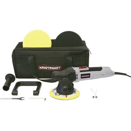 Полировальная машина полировка Kraftpaket Exzenter/Німеч/,9mm,650Вт,но