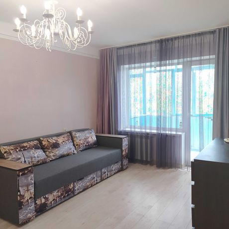 Сдаю однокомнатную квартиру с ремонтом Александровский район Запорожье