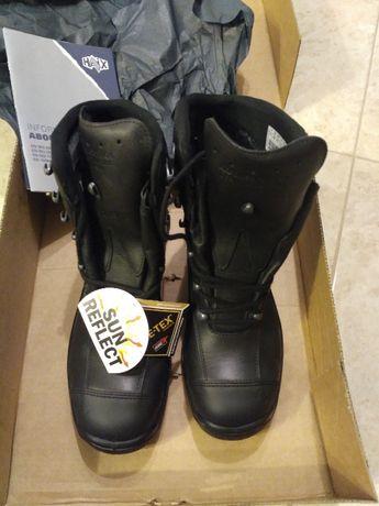 haix buty taktyczne airpower x21 high czarne gore-tex