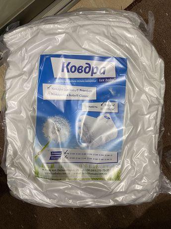 Одеяло Lux baby Premium 80х100 подушка в комлекте