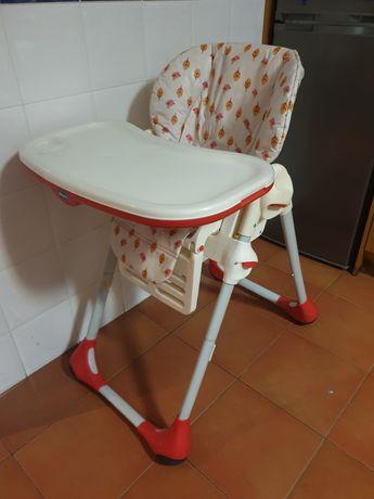 Cadeira de refeição para criança Chicco