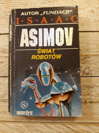 Świat robotów. Isaac Asimov