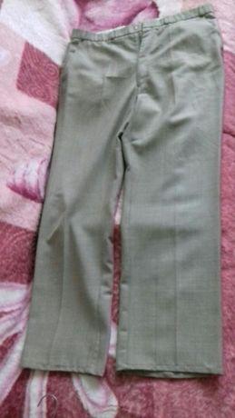 Spodnie męskie garniturowe