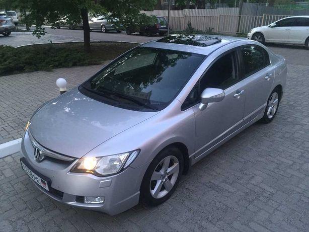 Honda Civic 4d растаможена