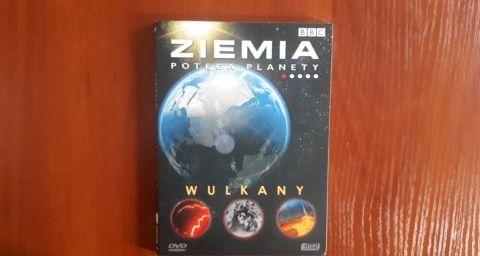 Ziemia potęga planety - Wulkany - film dokumentalny na DVD
