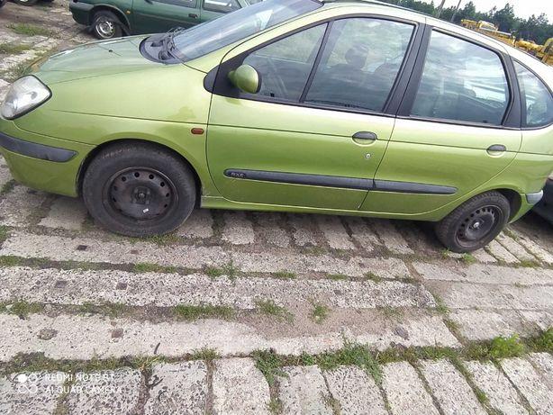 Renault scenic 1 lift mechanizm wycieraczek