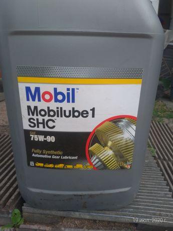 Mobil Mobilube 1 SHC 75-W90 20л