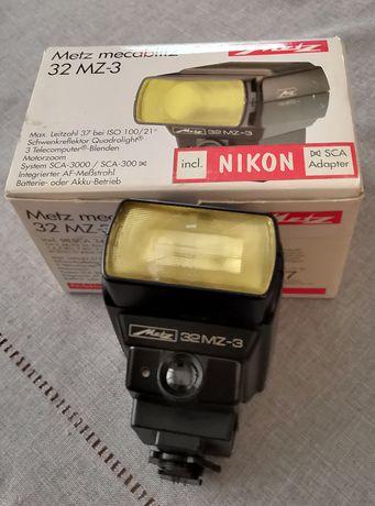 Lampa błyskowa Metz 32-mz3 Nikon