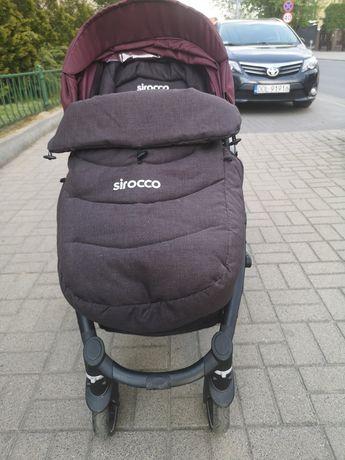 Wózek spacerowy sirocco