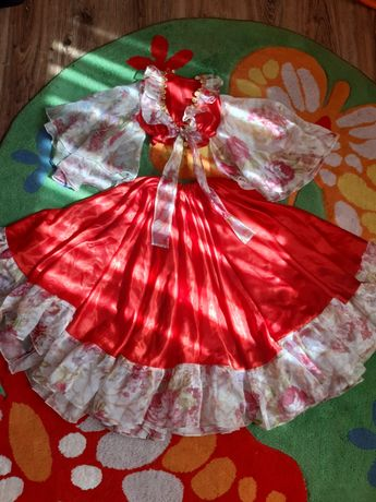 Плаття циганкі