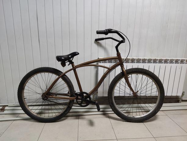 Велосипед алюминиевый Hollandia 26