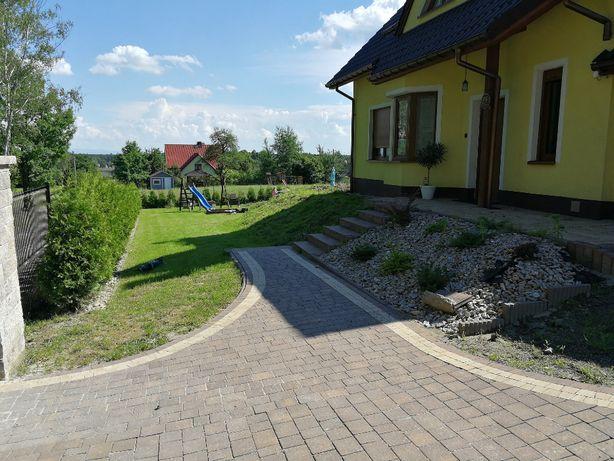 Dom Orzesze Jaśkowice 131m2, do zamieszkania rok 2013
