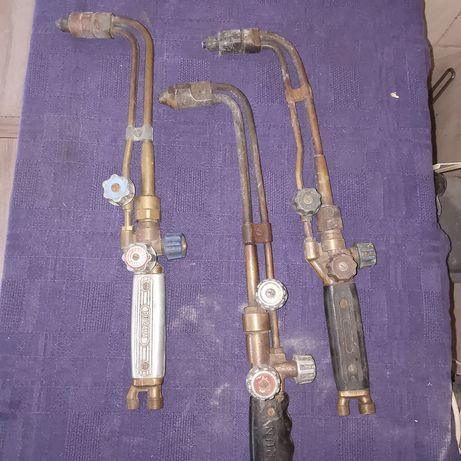 Palniki gazowe 3szt