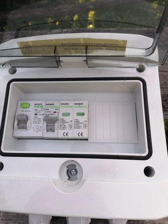 Skrzynka elektryczna AC SH - 19