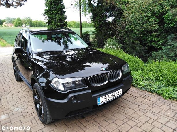 BMW X3 2,0d 4x4