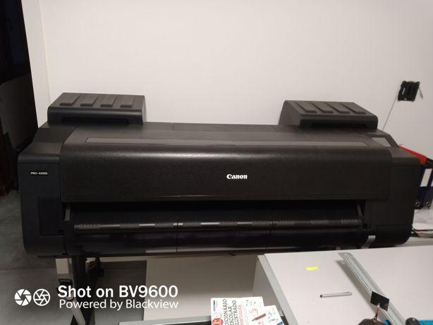 Plotter Canon imageprograf 4000s