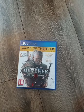 Gra ps4 The wither