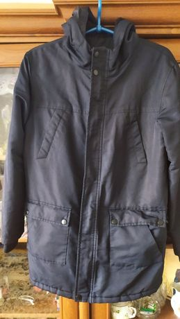 Куртка парка на подростка