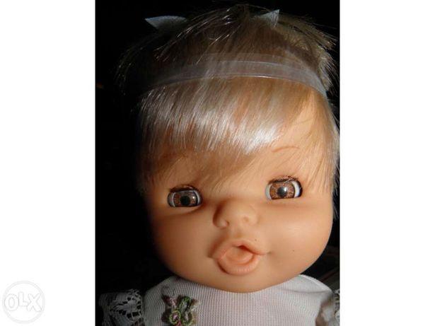 Vintage doll - Boneca de colecção - Tina da Famosa 1980s