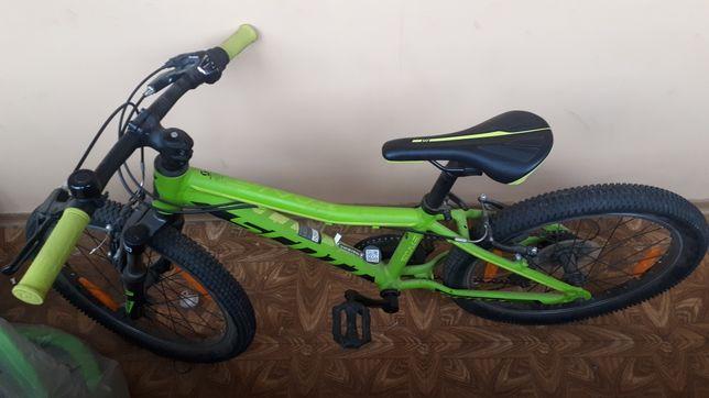 """Детский велосипед scott 20"""""""