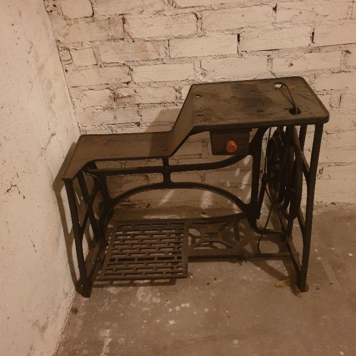 Podstawa od maszyny szewskiej. Gdynia - image 1