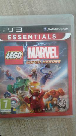 Gra PS 3 Lego Marvel Super Herdes
