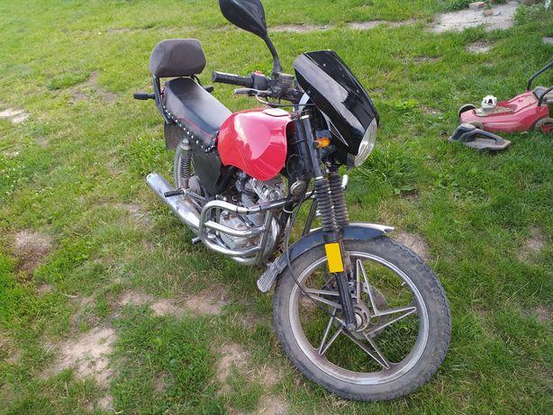Мотоцикл Viper zs 125 j