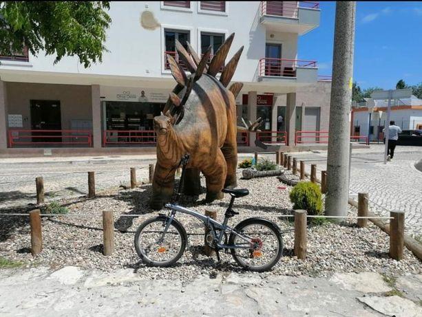 Bicicleta dobrável tilt 120