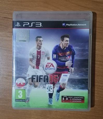 Gra na PS3 Fifa 16