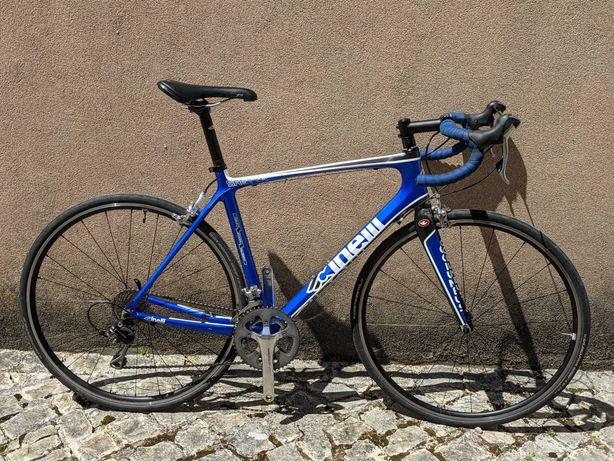 Cinelli Saetta bicicleta carbono