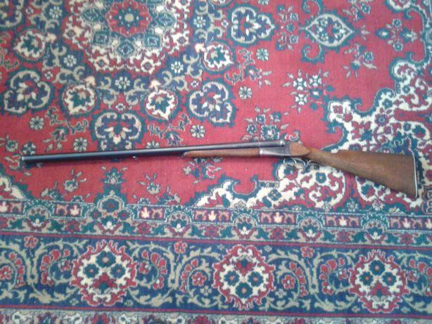 Охотничье ружье коллекционное