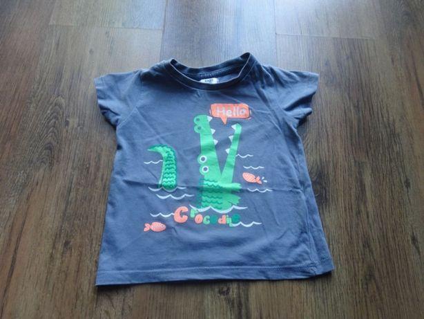bluzka krotki rekaw t-shirt