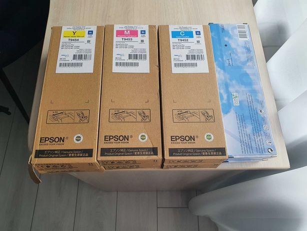 Продам картриджи на принтеры EPSON WF-C5210/WF—C5290/WF-C5710/WF-C5790
