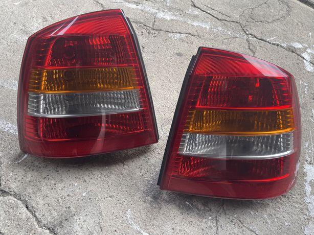 Opel Astra G Lampy tył