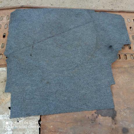 Wykładzina, tapicerka podłoga BMW  E36 coupe, szara, 5147.8.119 974