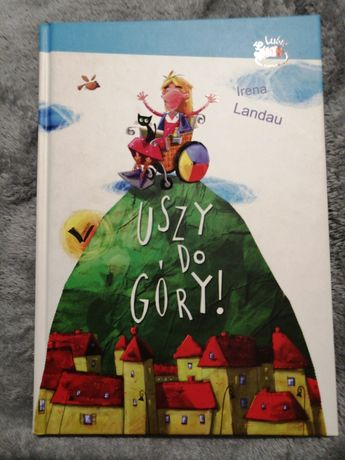 Książka Uszy do góry Irena Landau