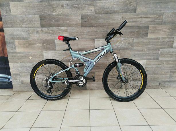 Азимут отличный велосипед,Шимано,мощный внедорожник!