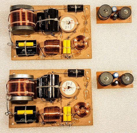 Zwrotnice upgrade do kolumny głośnikowej