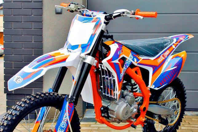 Diabolini Z8 250cc ! 26KM ! 2021r ! Mocny Cross ! Duży model Raty