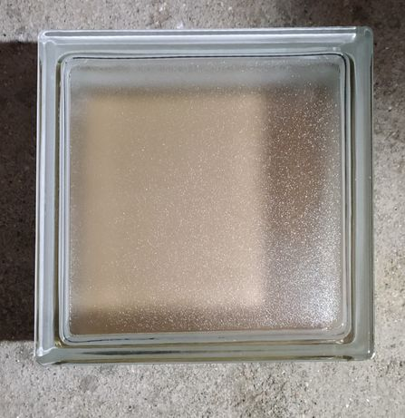 Vendo blocos de vidro
