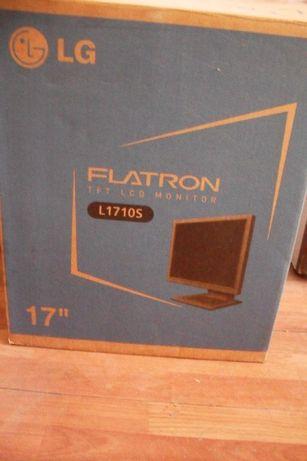 Flatron TFT LCD Monitor L1710S