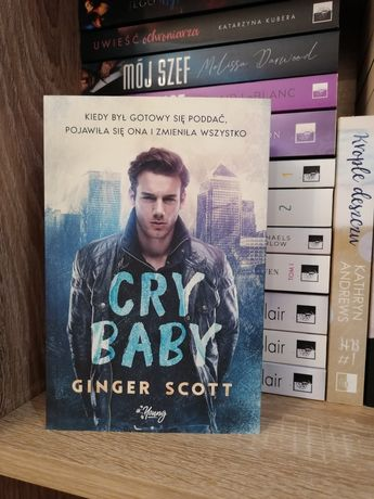 """Cry baby"" od Ginger Scott"