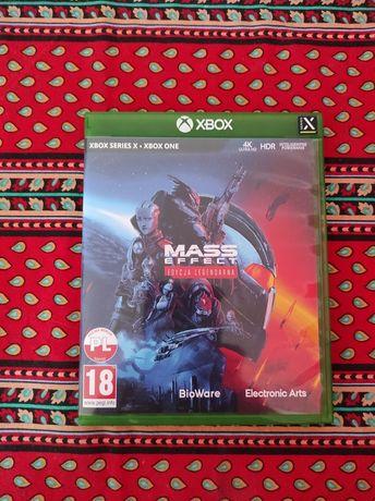 Mass Effect Edycja Legendarna/ Legendary Edition Xbox One/Series X