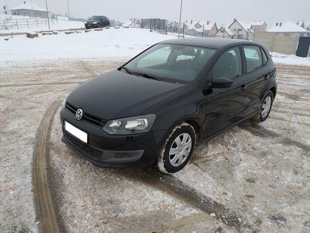 Volkswagen Polo z 2010 roku. Silnik 1.2 Ben, 70 kM. Przebieg 188 800.
