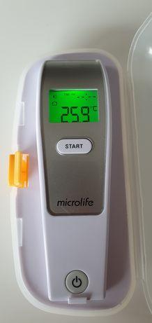TERMOMETR Bezdotykowy Microlife NC 150 + ETUI