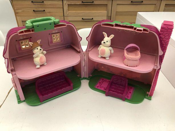 Casa de bonecas para brincar