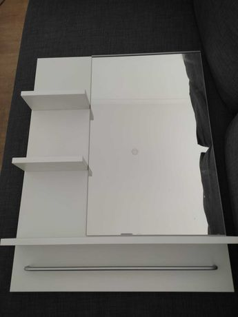 Espelho IKEA LILLANGEN Branco 60x11x78cm