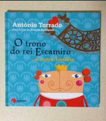 O trono do rei Escamiro e outras histórias