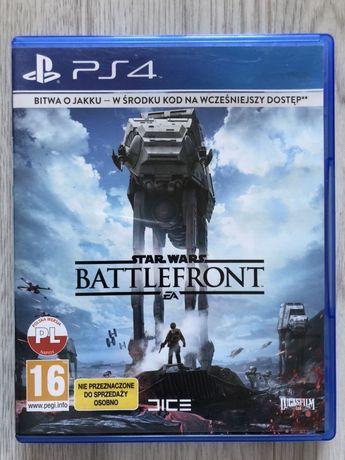 Star Wars Battefront PL - PlayStation 4 (PS4)